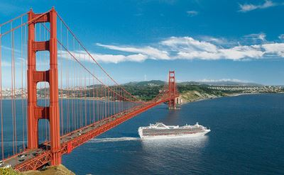 cruise out of San Francisco